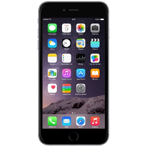 Apple iPhone 6 32GB Gris Telcel